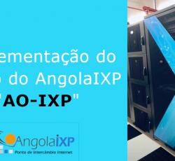 Multi-Site AngolaIXP (AO-IXP)